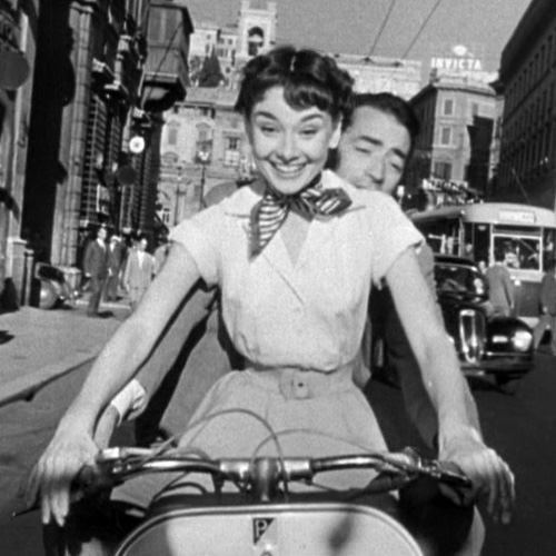 Rom-Coms answer: ROMAN HOLIDAY