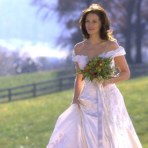Rom-Coms answer: RUNAWAY BRIDE