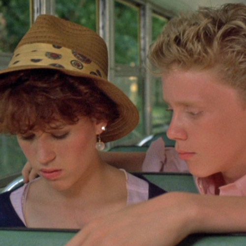 Rom-Coms answer: SIXTEEN CANDLES