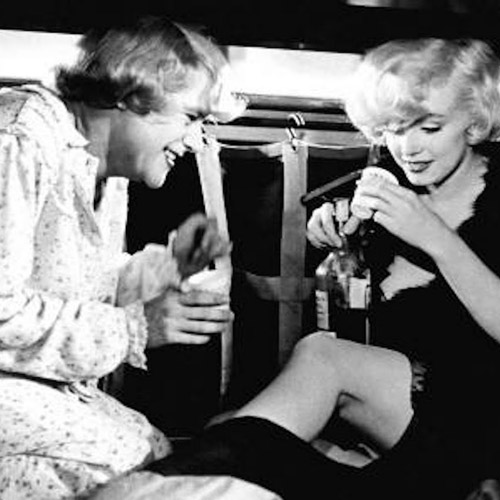 Rom-Coms answer: SOME LIKE IT HOT