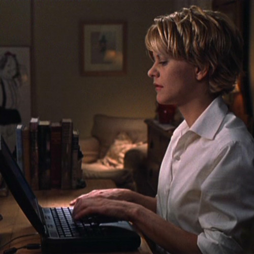 Rom-Coms answer: YOUVE GOT MAIL