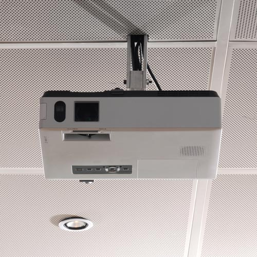 School answer: PROJECTOR