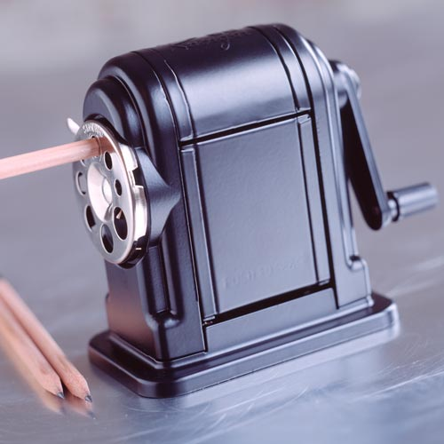 School answer: SHARPENER