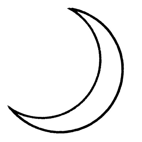 Shapes answer: CRESCENT