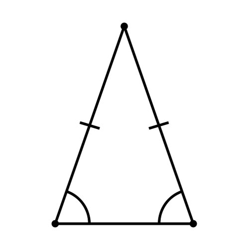Shapes answer: ISOSCELES