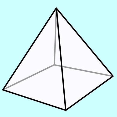 Shapes answer: PYRAMID