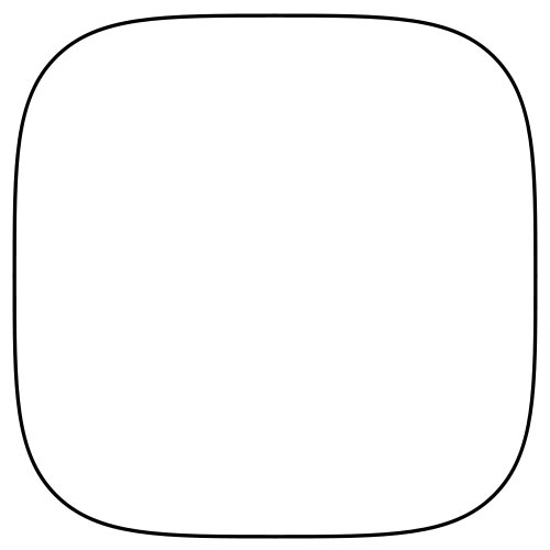 Shapes answer: SQUIRCLE