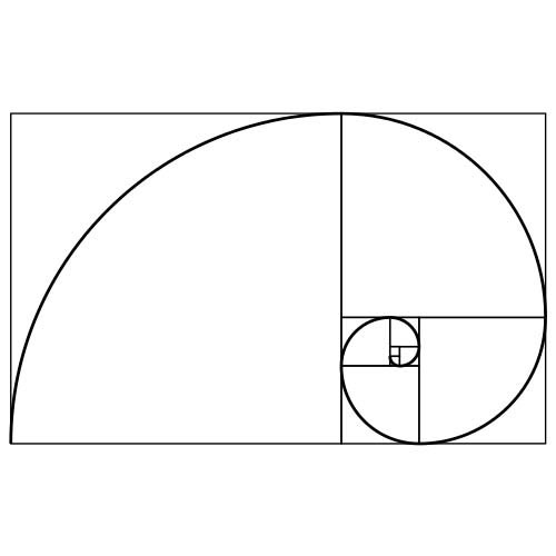 Shapes answer: GOLDEN SPIRAL