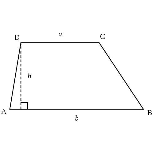 Shapes answer: TRAPEZIUM