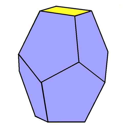 Shapes answer: TRAPEZOHEDRON