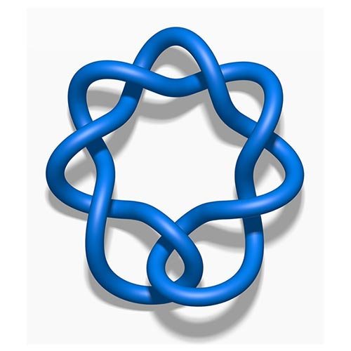 Shapes answer: TWIST KNOT