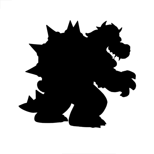 Silhouettes answer: BOWSER