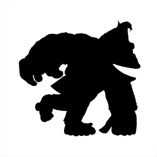 Silhouettes answer: DONKEY KONG