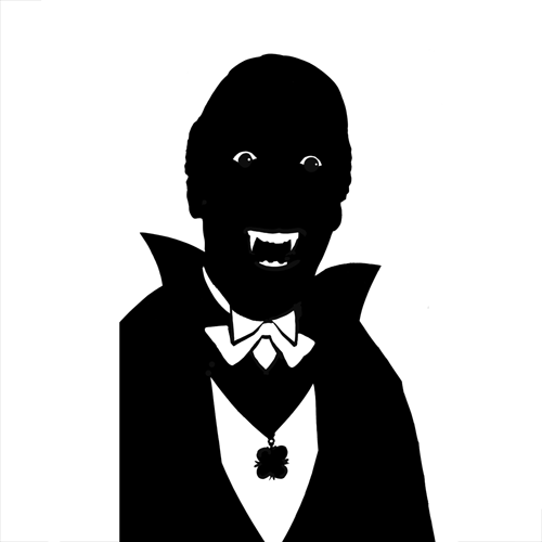Silhouettes answer: DRACULA