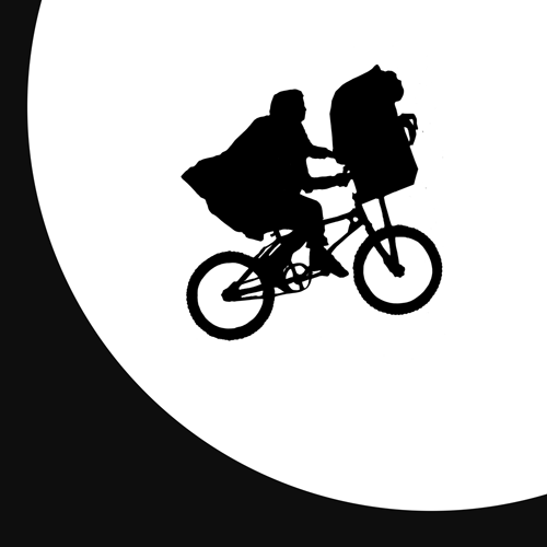 Silhouettes answer: ET
