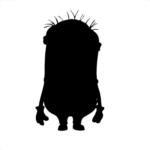 Silhouettes answer: MINION