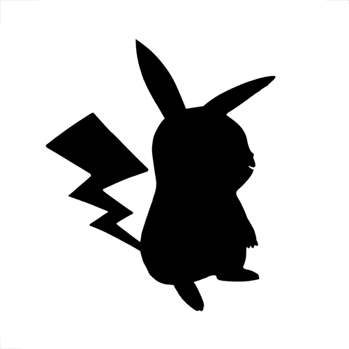 Silhouettes answer: PIKACHU