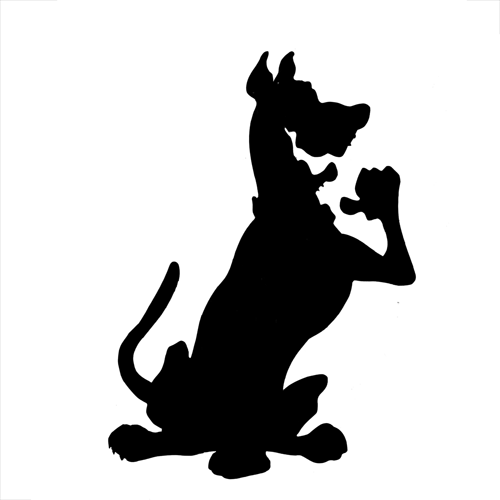 Silhouettes answer: SCOOBY-DOO