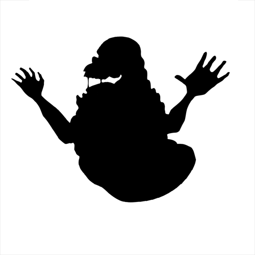 Silhouettes answer: SLIMER