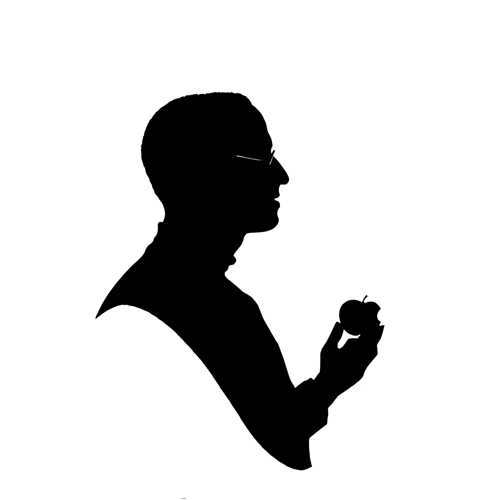 Silhouettes answer: STEVE JOBS