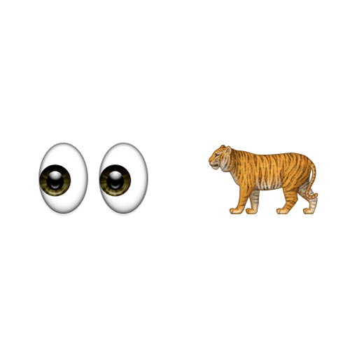 Song Puzzles answer: EYE OF THE TIGER