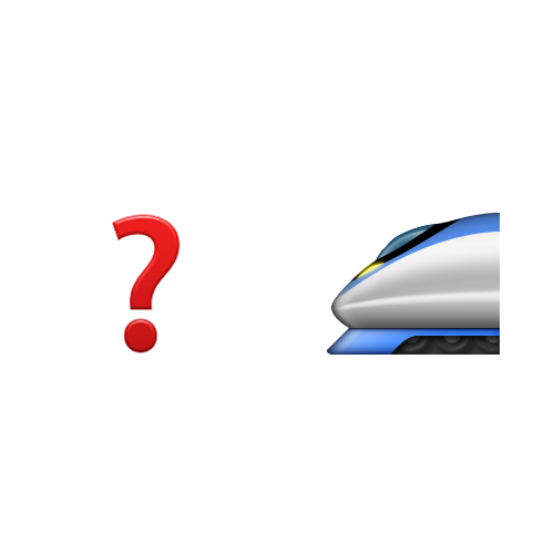 Song Puzzles answer: MYSTERY TRAIN