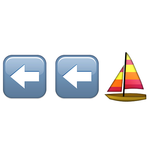 Song Puzzles answer: SAIL AWAY