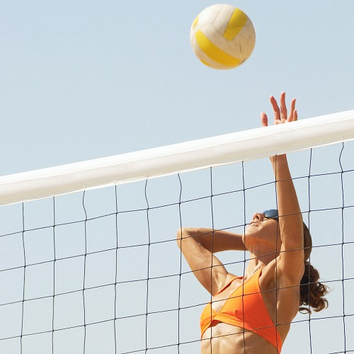 Sport answer: BEACH-VOLLEY