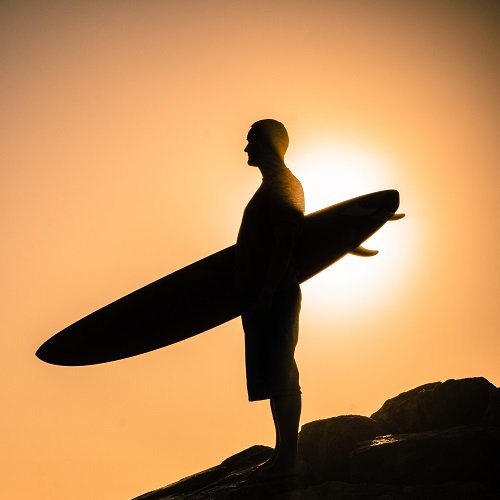 Sport answer: SURF