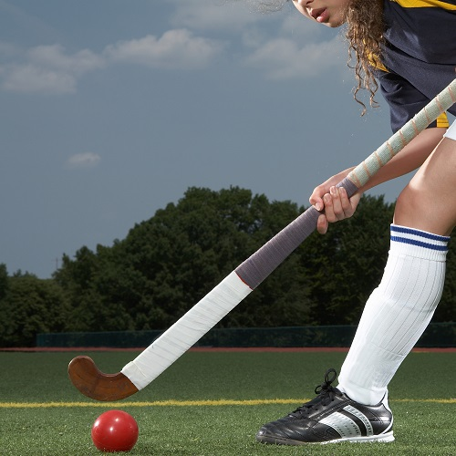 Sport answer: HOCKEY SUR GAZON