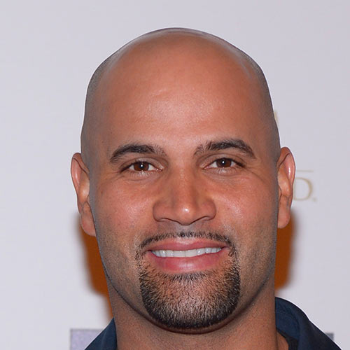Sports Stars answer: ALBERT PUJOLS