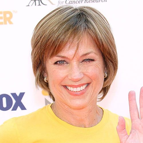 Sports Stars answer: DOROTHY HAMILL