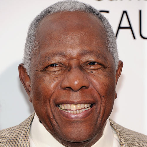 Sports Stars answer: HANK AARON