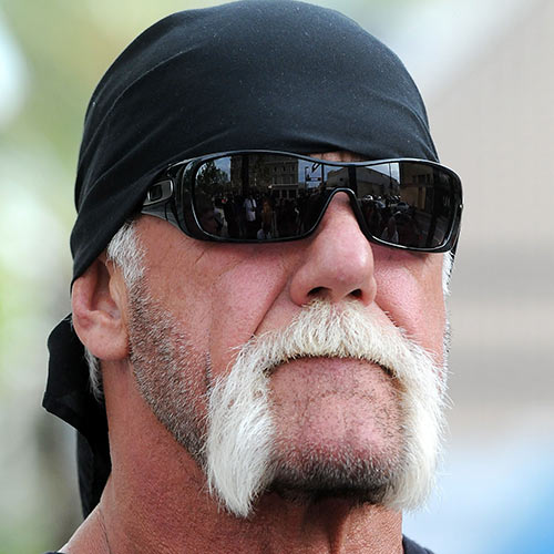 Sports Stars answer: HULK HOGAN