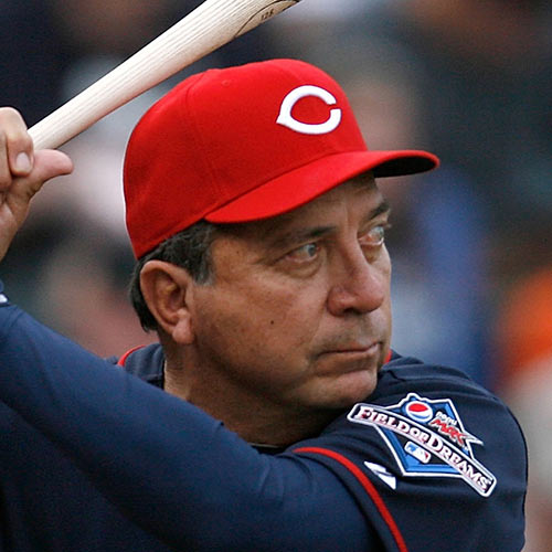 Sports Stars answer: JOHNNY BENCH