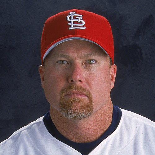 Sports Stars answer: MARK MCGWIRE
