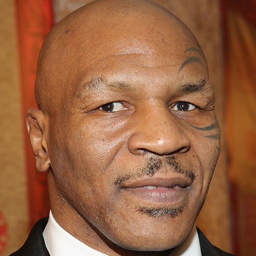 Sports Stars answer: MIKE TYSON