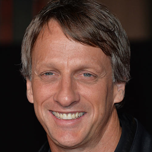 Sports Stars answer: TONY HAWK