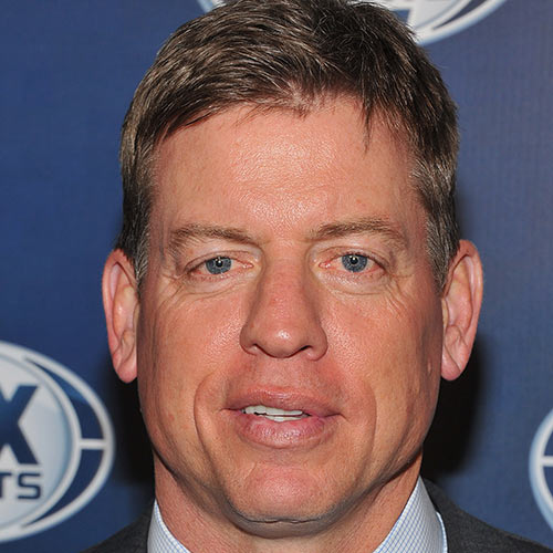 Sports Stars answer: TROY AIKMAN