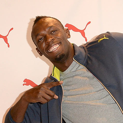 Sports Stars answer: USAIN BOLT