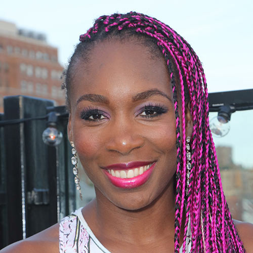 Sports Stars answer: VENUS WILLIAMS