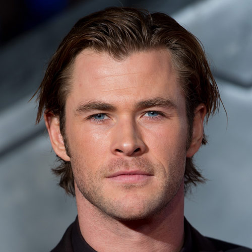Stars de Ciné answer: CHRIS HEMSWORTH