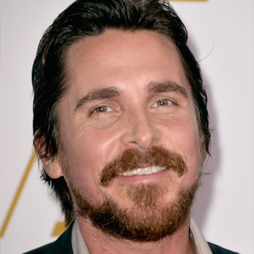 Stars de Ciné answer: CHRISTIAN BALE