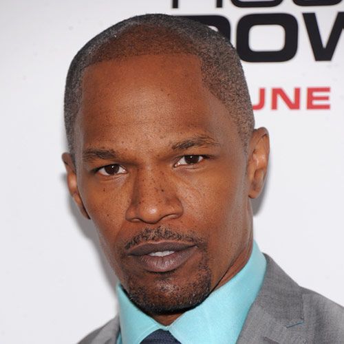 Stars de Ciné answer: JAMIE FOXX
