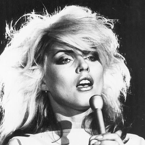 Stars de la Pop answer: BLONDIE