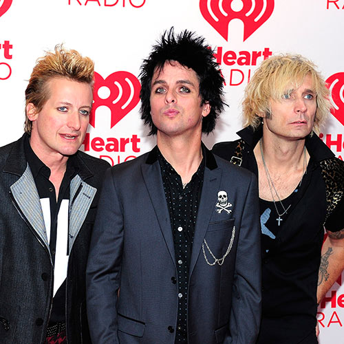 Stars de la Pop answer: GREENDAY