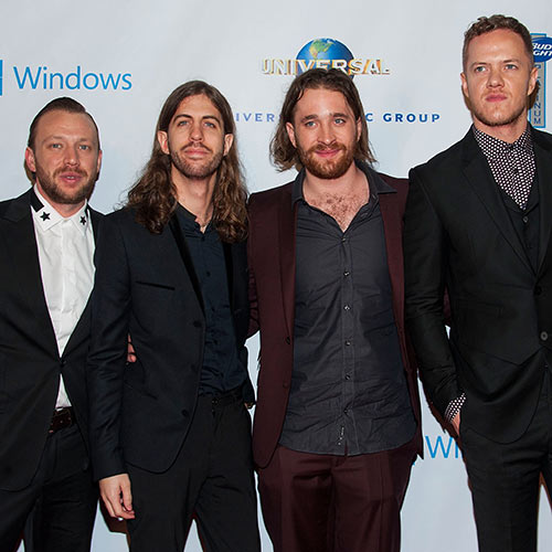 Stars de la Pop answer: IMAGINE DRAGONS