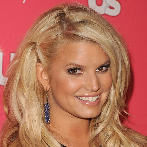 Stars de la Pop answer: JESSICA SIMPSON