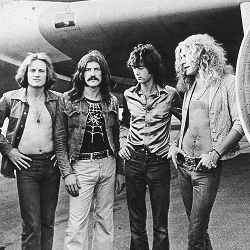 Stars de la Pop answer: LED ZEPPELIN