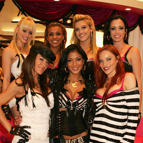 Stars de la Pop answer: PUSSYCAT DOLLS